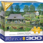 Puzzle  Eurographics-8300-5388 XXL Pieces - Canaan Station