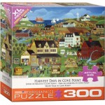 Puzzle  Eurographics-8300-5389 XXL Pieces - Harvest Days