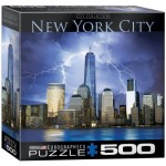 Puzzle  Eurographics-8500-0731 XXL Pieces - New York City - World Trade Center