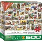 Puzzle  Eurographics-8500-5358 XXL Pieces - Wildlife