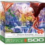 Puzzle  Eurographics-8500-5362 XXL Pieces - Dragon Kingdom