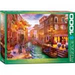 Puzzle   Dominic Davison - Sunset over Venice