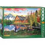 Puzzle   Dominic Davison - The Fishing Cabin