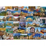 Puzzle   Globetrotter Germany
