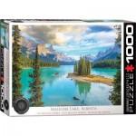 Puzzle   Maligne Lake Alberta