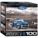 Mini Puzzle - 1954 Ford F-100