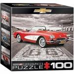 Mini Puzzle - 1959 Corvette