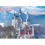Puzzle   Neuschwanstein in Winter, Germany