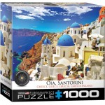 Puzzle   Oia, Santorini
