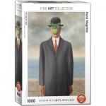Puzzle   René Magritte - Son of Man