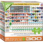 Puzzle   XXL Pieces -  Illustrated Periodic Table of The Elements