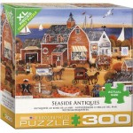Puzzle   XXL Pieces - Seaside Antiques by Carol Dyer