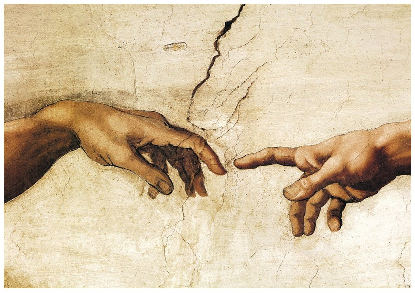 Jigsaw Puzzle - 1000 Pieces - Michelangelo : The Creation of Adam