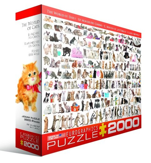 puzzle eurographics 8220 0580 2000 pieces jigsaw puzzles. Black Bedroom Furniture Sets. Home Design Ideas