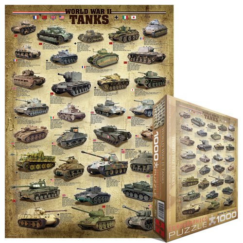 jiqsaw puzzles from world war 2