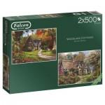 2 Puzzles - Dominic Davison - Woodland Cottages