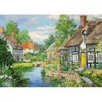 2 Puzzles - Riverside Cottages