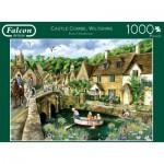 Puzzle   Castle Combe, Wiltshire