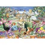 Puzzle   Claire Comerford - Winter Garden