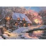 Puzzle   Dominic Davison - The Poet's Cottage