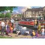 Puzzle   Sunday on The Canal