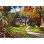 Puzzle   Woodland Cottages