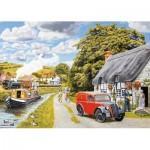 Puzzle   XXL Pieces - Parcel for Canal Cottage