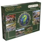 Jumbo-11053 1 Jigsaw Puzzle - Best Kept Secrets 4 - Trésors britannique