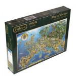 Puzzle  Jumbo-11057 Map of Europe