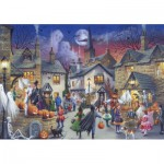 Puzzle  Jumbo-11062 Tony Ryan : Halloween