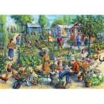 Puzzle  Jumbo-11081 Tony Ryan: Green Street Gardens