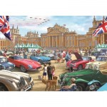 Puzzle  Jumbo-11112 Steve Crisp - Classic Car Show