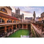 Puzzle  Jumbo-11163 XXL Pieces - Roman Baths, Bath