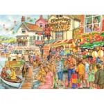 Puzzle  Jumbo-11175 Jim Mitchell - Sea and Sunshine