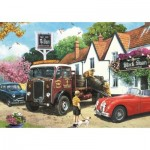Puzzle  Jumbo-11176 Kevin Walsh - The Delivery Round