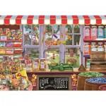 Puzzle  Jumbo-11180 Steve Crisp - Sidney's Sweet Shoppe