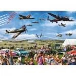 Puzzle  Jumbo-11195 Marcello Conti - Family Airshow