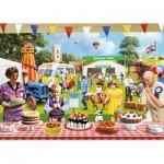 Puzzle  Jumbo-11201 Kevin Walsh - The Baking Fair