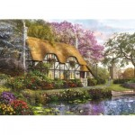 Puzzle  Jumbo-11205 Dominic Davison - The Gardener's Cottage