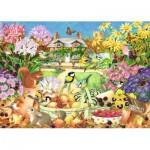 Puzzle  Jumbo-11222 Autumn Garden