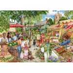 Puzzle  Jumbo-11244 Farmer's Market