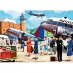 Puzzle  Jumbo-11258 Boarding the Douglas DC3