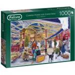 Puzzle  Jumbo-11266 Coming Home for Christmas
