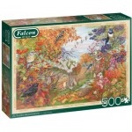 Puzzle  Jumbo-11270 Autumn Hedgerow