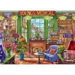 Puzzle  Jumbo-11334 The Pharmacy Shoppe