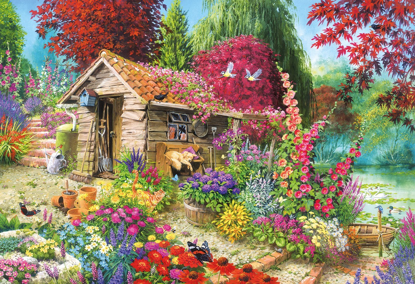 Nature Jigsaw Puzzles Free Online