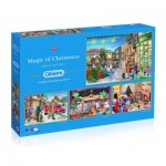 4 Puzzles - Trevor Mitchell - Magic of Christmas