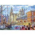 Puzzle   Albert Dock, Liverpool
