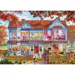Puzzle   Autumn Home