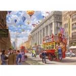 Puzzle   Bryan Evans - Oxford Street - Then & Now